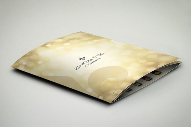 Grafik Design Produkte Folder